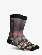 Richer Poorer RICHER POORER ALOHA CALI COMPRESSION CREW SOCK
