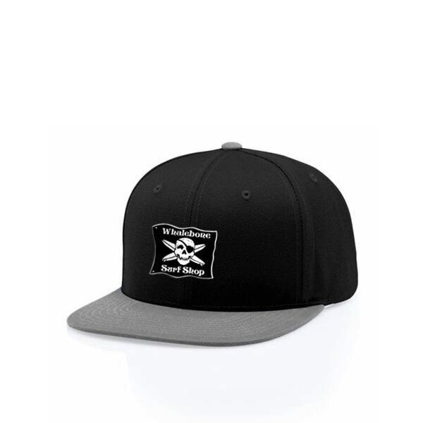 LOGO HAT - ORIGINAL PROWOOL SNAP BACK FLAT BILL