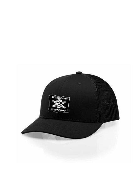 LOGO HAT - ORIGINAL MESH BACK TWILL FRONT FLEXFIT