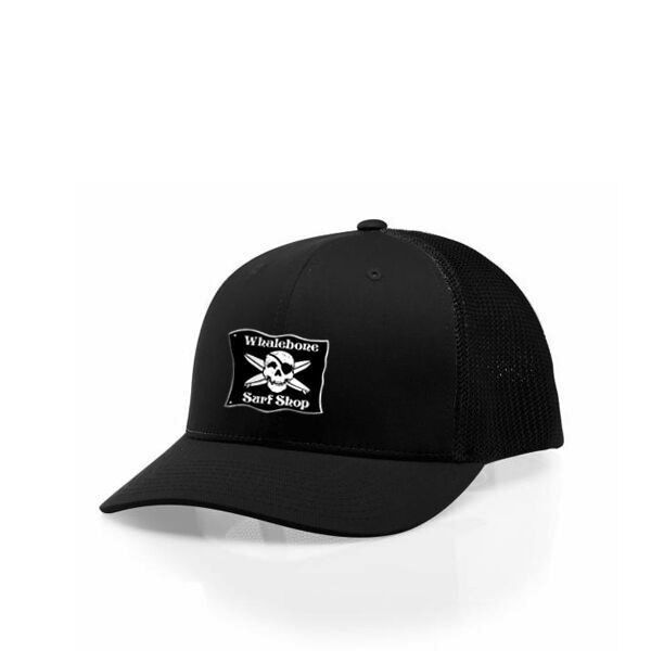 LOGO HAT - ORIGINAL MESH BACK TWILL FRONT FLEXFIT