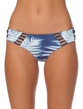 Ladies Swimwear RIP CURL WOMENS WESTWIND LUXE HIPSTER BOTTOM