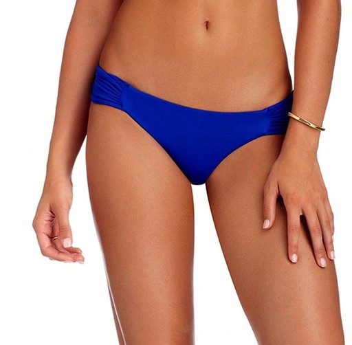 Ladies Swimwear VITAMIN A SALE- ANTIBES RUCHED FULL COVERAGE BOTTOM