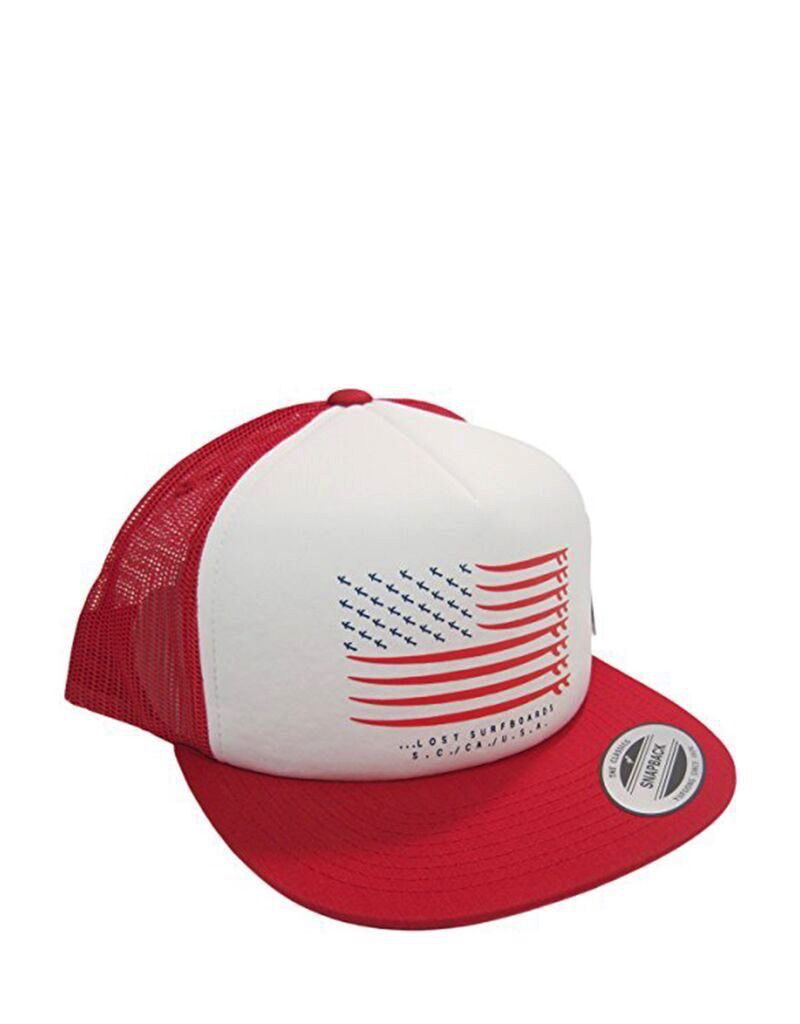 Hats LOST MENS GUNNER TRUCKER HAT