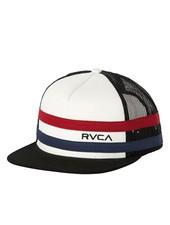 Hats RVCA WOMENS SLOW RIDE TRUCKER HAT