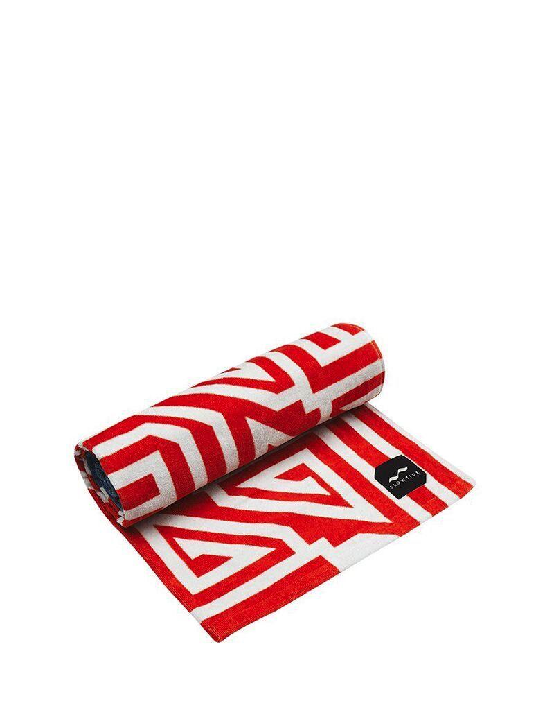 MISC SLOWTIDE BANNER TOWEL