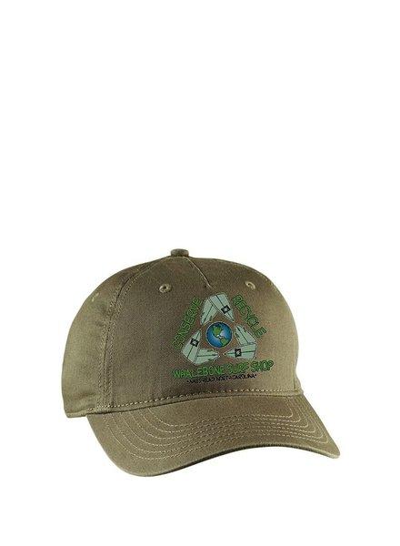 Whalebone Logo WHALEBONE CONSERVE+RECYCLE WHALEBONE ECO HAT