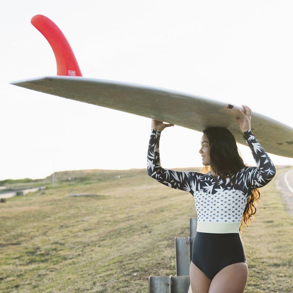 SEEA SEEA HERMOSA EBON SURF SUIT