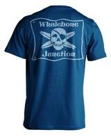 Whalebone Logo *WHALEBONE JUNCTION BLUE FLAG PREMIUM SHORT SLEEVE TEE