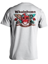 Whalebone Logo DAY OF THE DEAD SHORT SLEEVE TEE