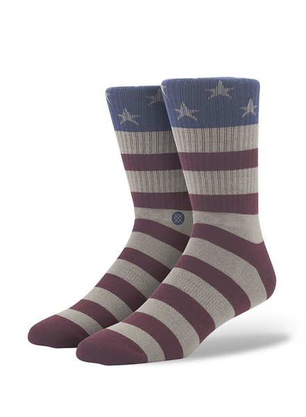 Stance STANCE MENS THE FOURTH SOCKS