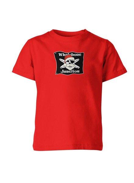 Whalebone Logo ***KIDS WHALEBONE SANTA SHORT SLEEVE TEE