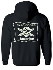 Whalebone Logo WHALEBONE JUNCTION GLOW ZIP UP HOODIE WITH SOUTH 12 ON CUFF