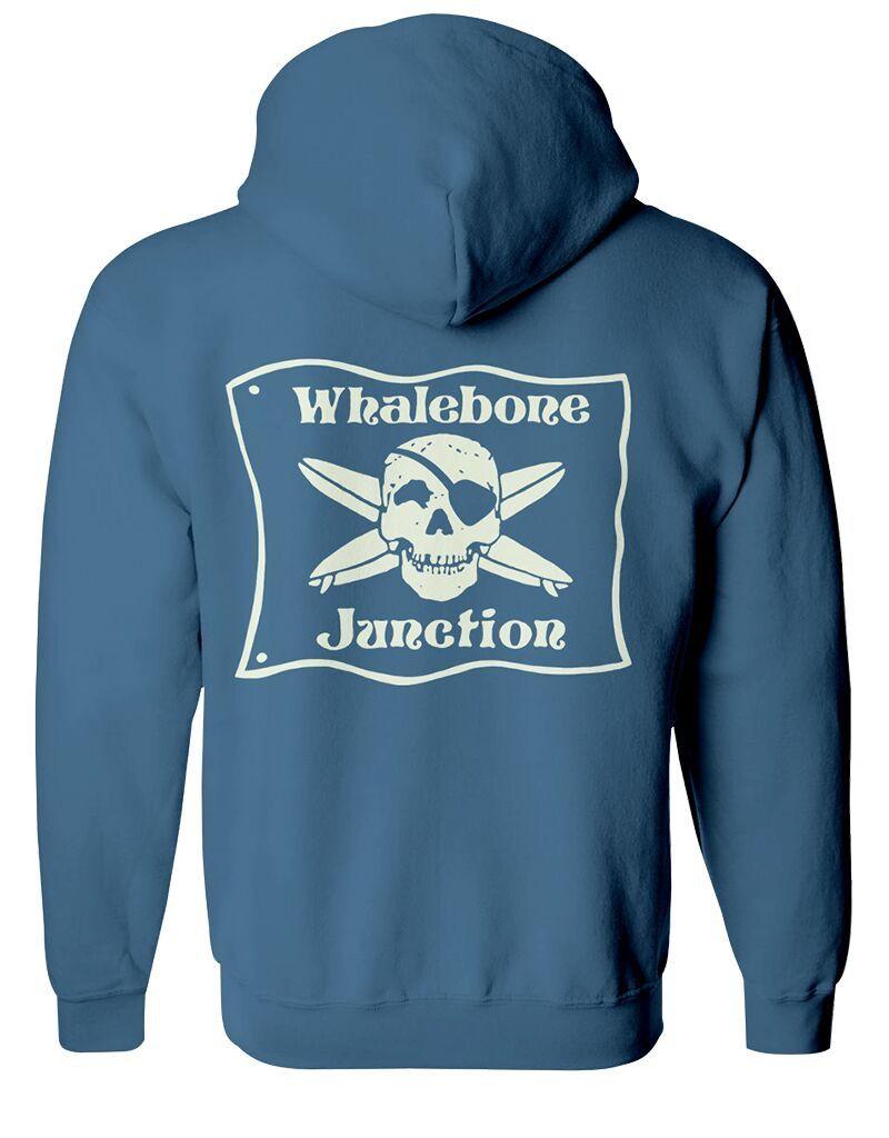 Whalebone Logo WHALEBONE JUNCTION GLOW PULLOVER HOODIE