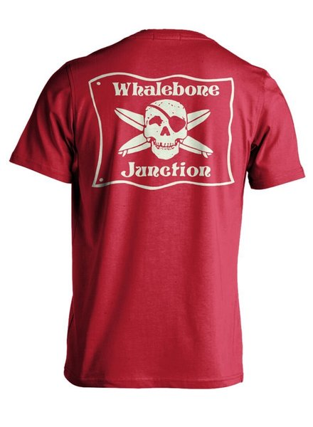 Whalebone Logo WHALEBONE JUNCTION GLOW PREMIUM SHORT SLEEVE TEE