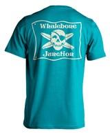 Whalebone Logo *WHALEBONE JUNCTION GLOW PREMIUM BLEND SHORT SLEEVE TEE
