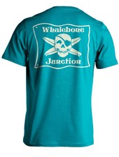 Whalebone Logo *WHALEBONE JUNCTION GLOW PREMIUM BLEND SHORT SLEEVE TEE