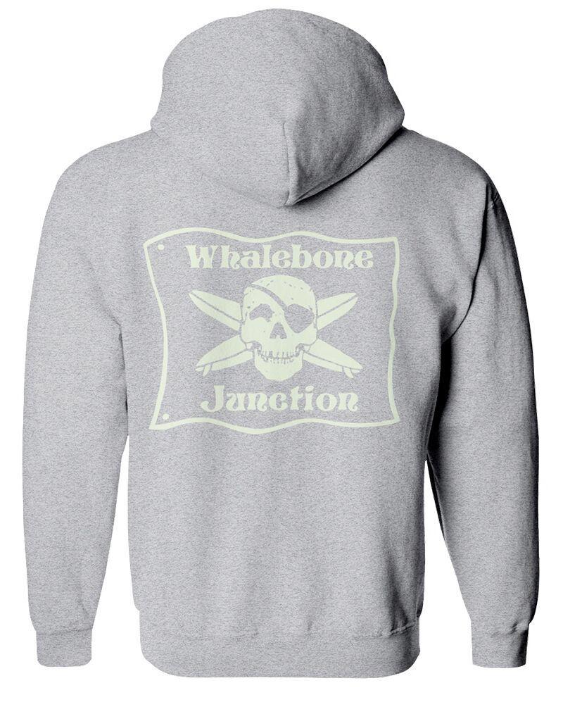 Whalebone Logo *WHALEBONE JUNCTION GLOW PCH BLEND PULLOVER HOODIE