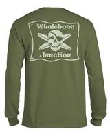 Whalebone Logo *WHALEBONE JUNCTION GLOW LOGO LONG SLEEVE TEE