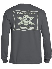 Whalebone Logo *WHALEBONE JUNCTION GLOW LOGO LONG SLEEVE TEE