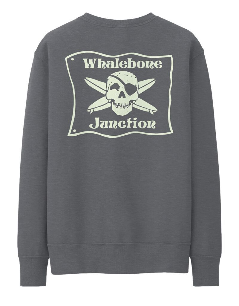 Whalebone Logo *WHALEBONE JUNCTION GLOW CREW FLEECE