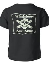 Whalebone Logo KIDS WHALEBONE SURF SHOP GLOW LOGO SHORT SLEEVE TEE