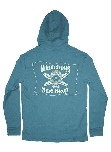 Whalebone Logo INTRICATE GLOW PCH PREMIUM PULLOVER HOODED SWEATSHIRT
