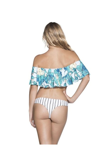 Maaji *NEW* MAAJI BLOSSOM COQUETTE CHICHI BOTTOM
