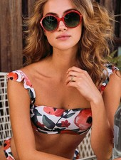 Stone Fox Swim *NEW* STONE FOX SWIM MAIA TOP