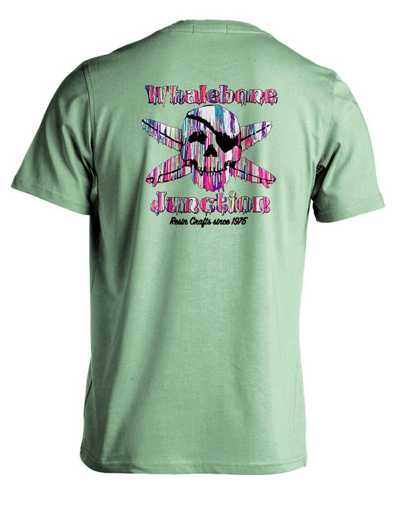 Whalebone Logo RESIN DRIP SHORT SLEEVE TEE