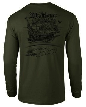 Whalebone Logo MENS AIRSHIP LONG SLEEVE TEE