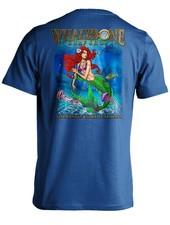 Whalebone Logo PORTHOLE MERMAID SHORT SLEEVE TEE
