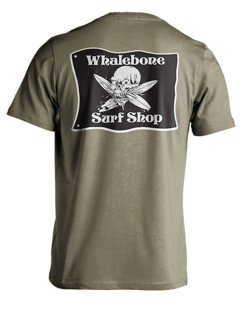 Whalebone Logo CRUNCH PREMIUM SHORT SLEEVE TEE