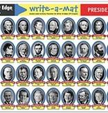 Melissa & Doug Write-A-Mat Presidents