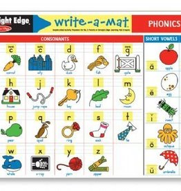 Melissa & Doug Writa-A-Mat Phonics