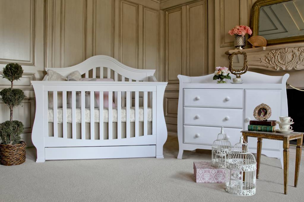 Million Dollar Baby Ashbury Collection White
