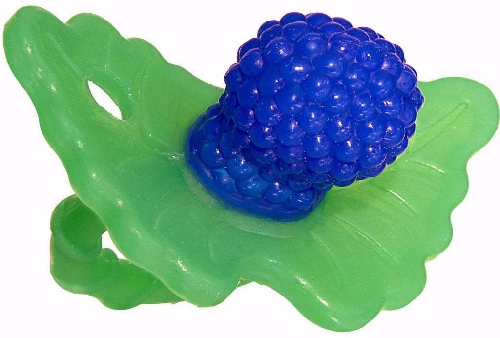 Raz Baby Blue Teether