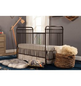 Franklin & Ben Abigail 3 in 1 Convertible Crib Vintage Iron