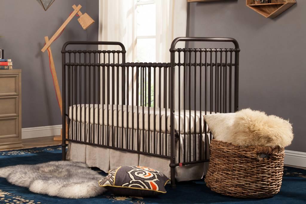 Franklin & Ben Abigail 3 in 1 Convertible Crib Vintage Iron