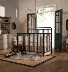 Franklin & Ben Franklin & Ben Winston 4 in 1 Convertible crib Vintage Iron