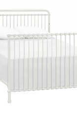 Franklin & Ben Winston 4 in 1 Convertible crib Distressed White Iron