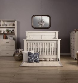 Franklin & Ben Franklin & Ben Providence Collection Distressed White