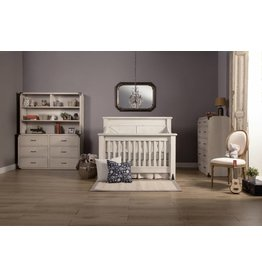 Franklin & Ben Providence Collection Distressed White