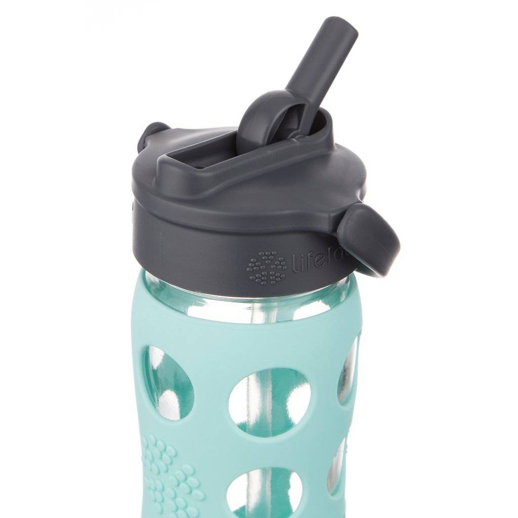 Life Factory 16oz Straw Cap Bottle