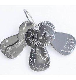 Kleynimals Stainless Steel Keys