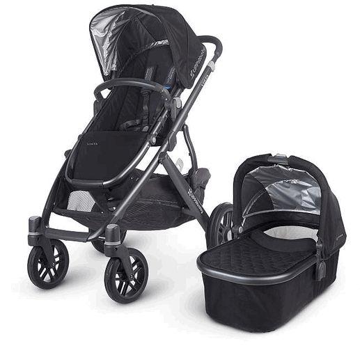 Uppa Baby 2017 UppaBaby Vista Stroller