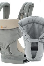 Ergo 4 positon 360 Bundle of Joy Grey