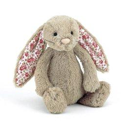 """jellycat Bashful Blossom Posy Bunny Small 7"""""""