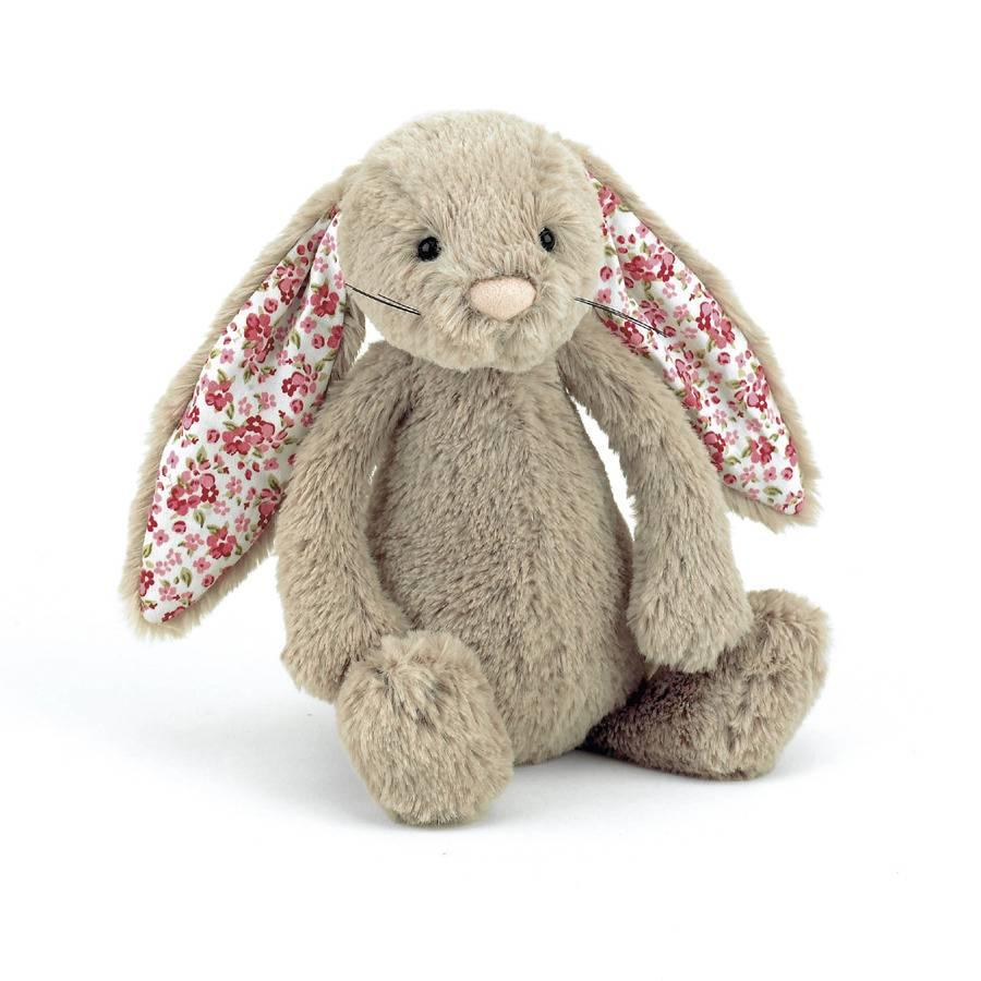 """Bashful Blossom Posy Bunny Small 7"""""""