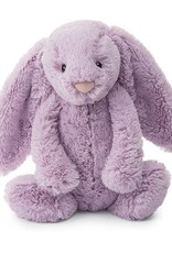 jellycat Bashful Bunny Lilac Medium 12""
