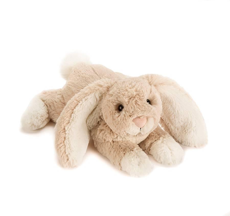 """Loppy Oatmeal Bunny Medium 10"""""""